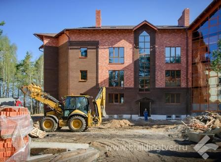 Недорогое строительство кирпичных домов Тверь