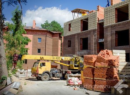 Официальные сайты строительных компаний в Твери
