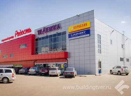 Строительство и проектирование зданий Тверь